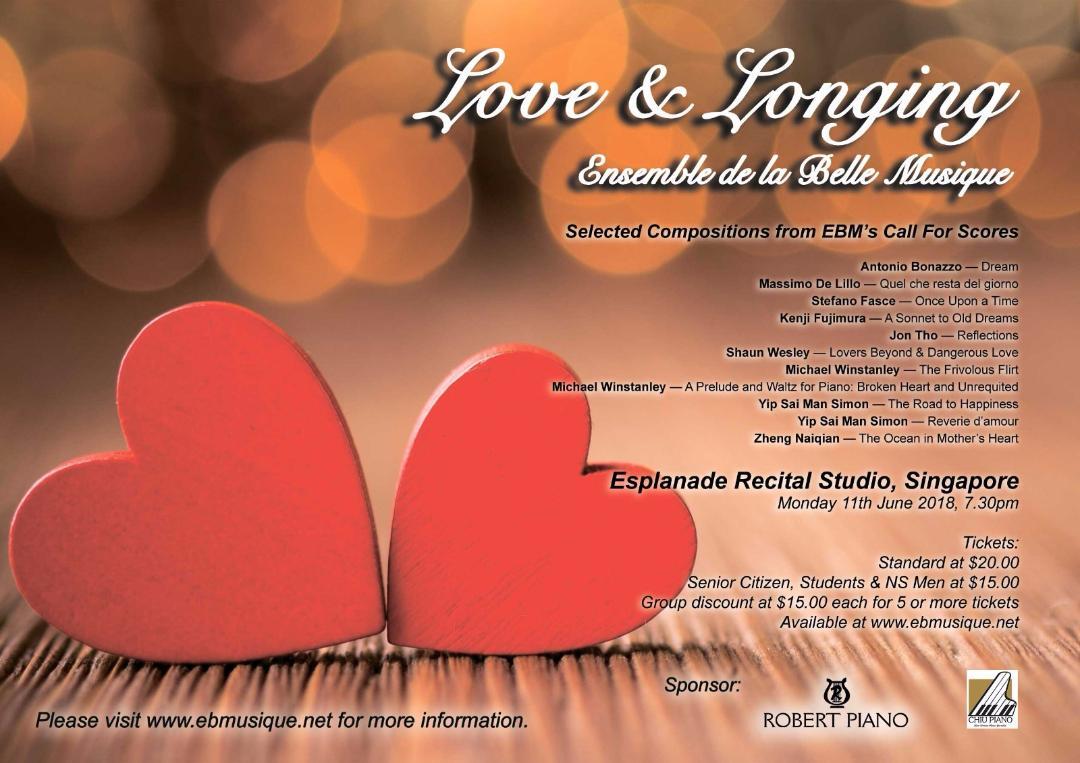 Love & Longing poster
